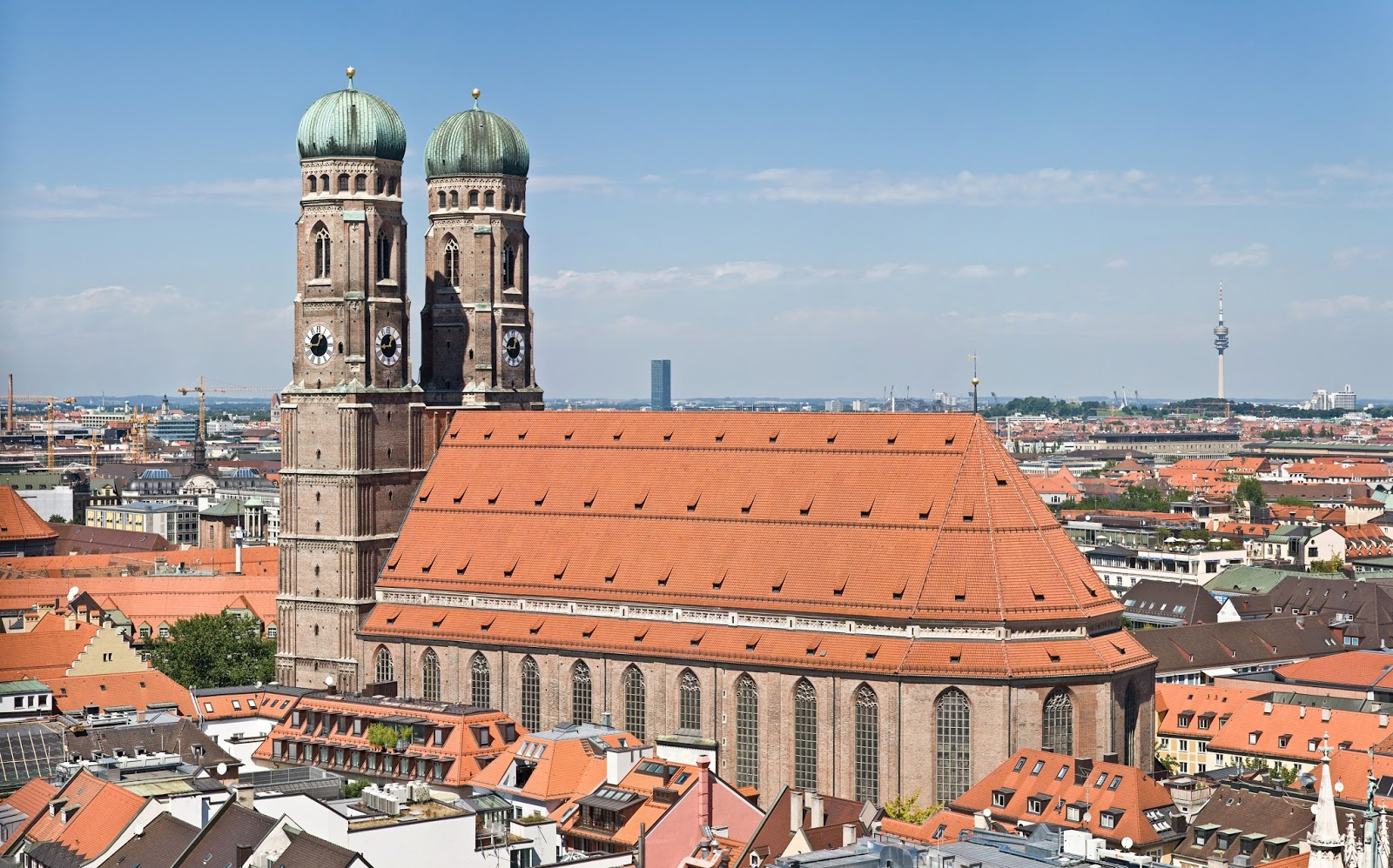 Frauenkirche - Munique