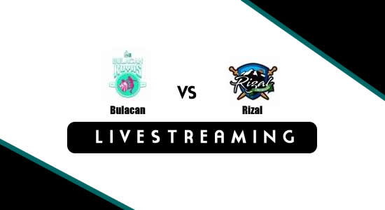 Livestream List: Bulacan vs Rizal June 19, 2018 MPBL Anta Datu Cup