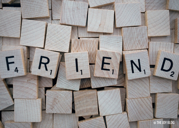 How to Make Friends as an Adult // www.thejoyblog.net