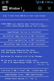V6 SuperCharger Script