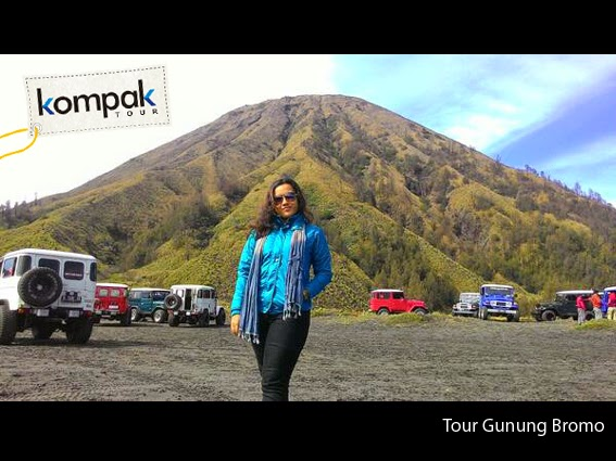 Travel Tour Paket Wisata Gunung Bromo Tahun Ini Murah
