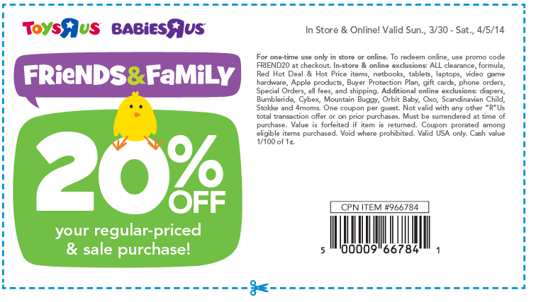 photograph about Babies R Us Printable Coupons identified as Toddlers r us printable discount coupons - Holiday vacation in direction of south seashore miami