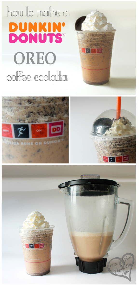 How To Prepare Dunkin Donuts Coffee