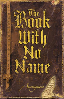 Books For Men Book Reviews!  The Book With No Name by Anonymous