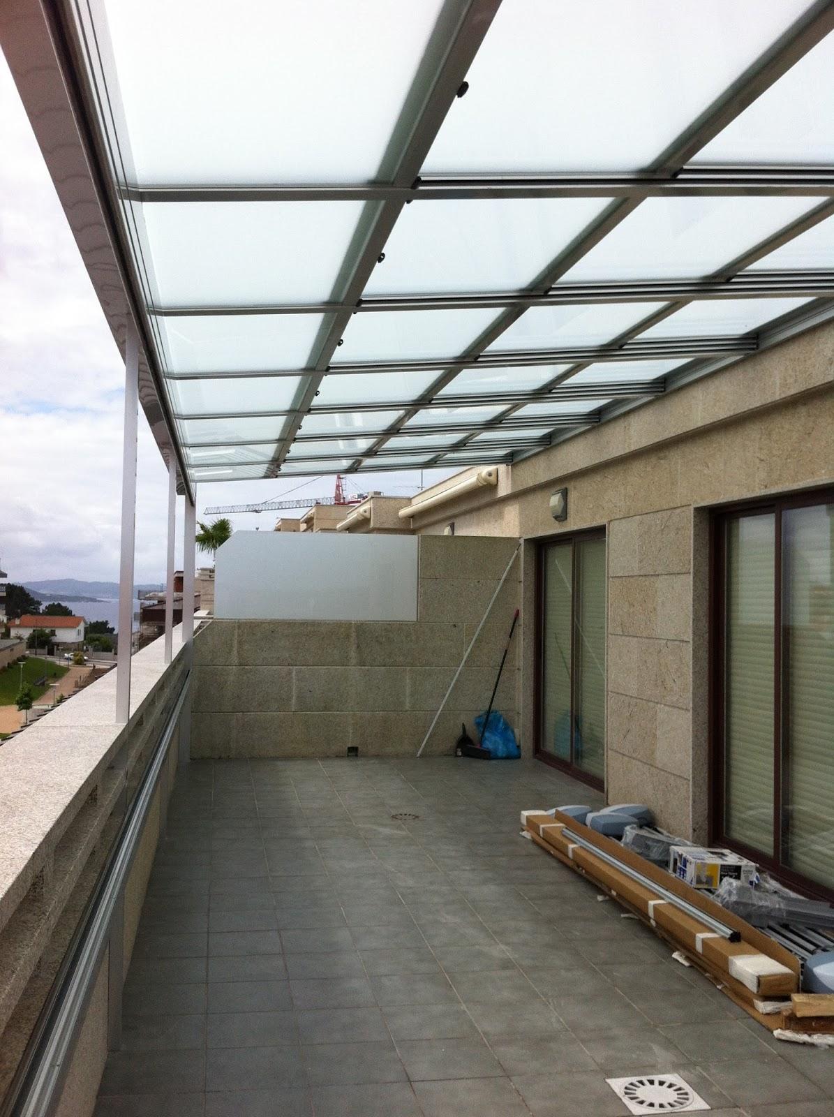 Cerramientos de cristal sevilla presupuesto gratis - Cristales para techos ...