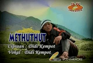 Lirik Lagu Methuthut - Didi Kempot