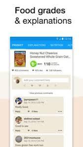 تطبيق Fooducate للعناية بالصحة