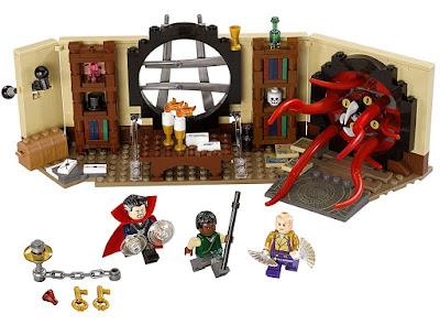 Doctor Strange's Sanctum Sanctorum Marvel Super Heroes LEGO Construction Set