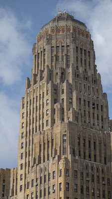 Explore the architecture of Buffalo: Art Deco City Hall