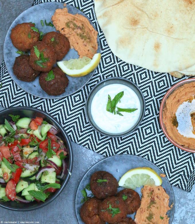 Malakeh syrien Food