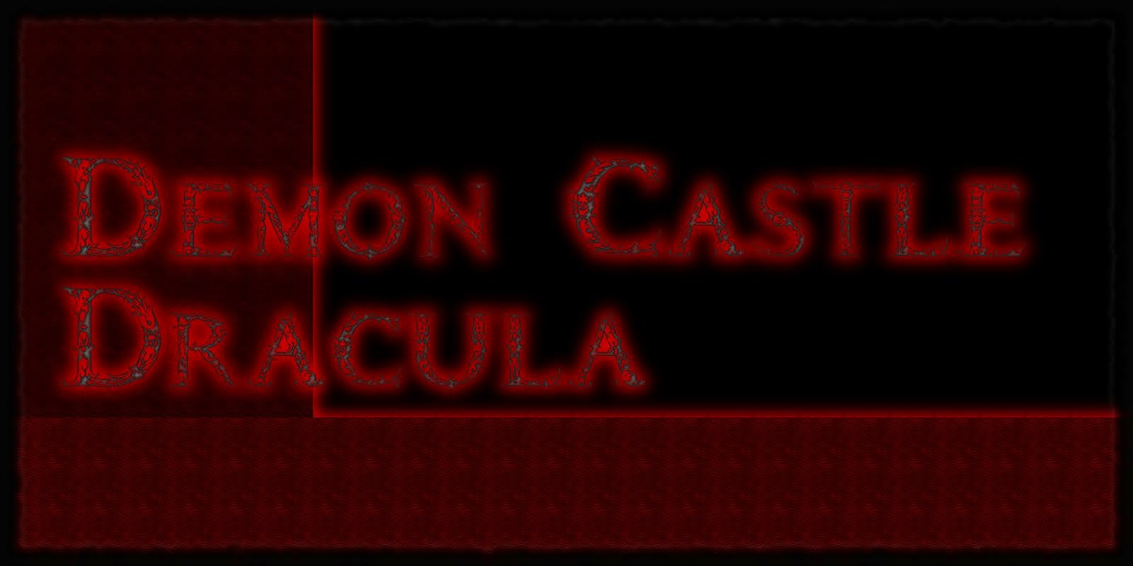 Demon Castle Dracula