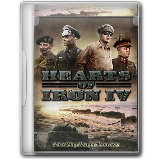 Hearts of Iron IV Full Español