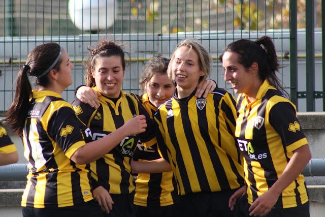 Jornada 16 de LIga Vasca fútbol femenino