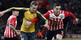 Arsenal vs Southampton Live Streaming online Today 08.04.2018 Premier League