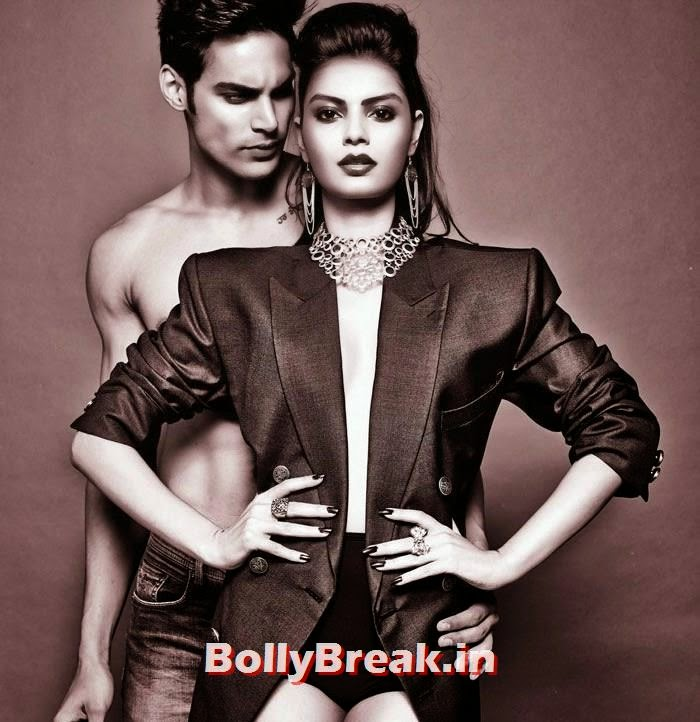 Sonali Raut without dress, Sonali Raut Hot Photodhoot in Gents Wear - Hot Pics