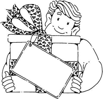 Modelos de Cartões para o dia dos pais para imprimir e colorir
