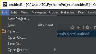 Kod Yazma Programı - Windows