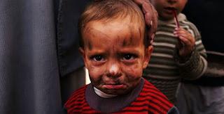 Akibat Ulah Syiah: 180.000 Anak Terlantar Di Suriah Selatan