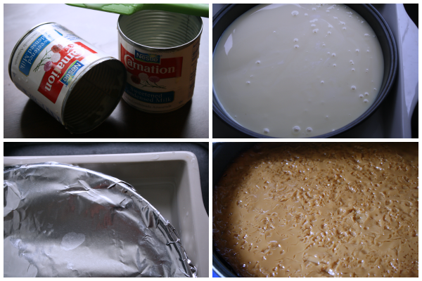 Make Dulce de Leche simply using Sweetened Condensed Milk