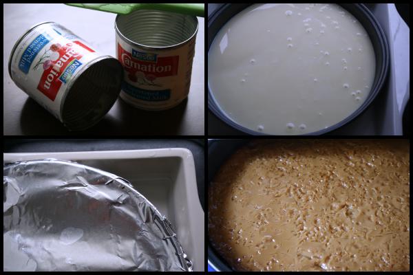 Make Dulce de Leche simply using Sweetened Condensed Milk