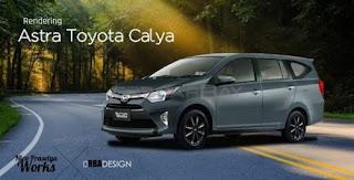 Harga Spesifikasi Toyota Calya Terbaru Hari ini