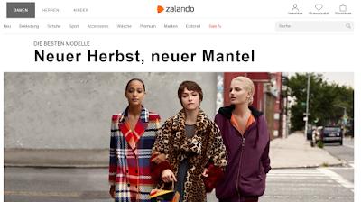 """Deutschlands """"Web-Einhörner"""": Zalando"""