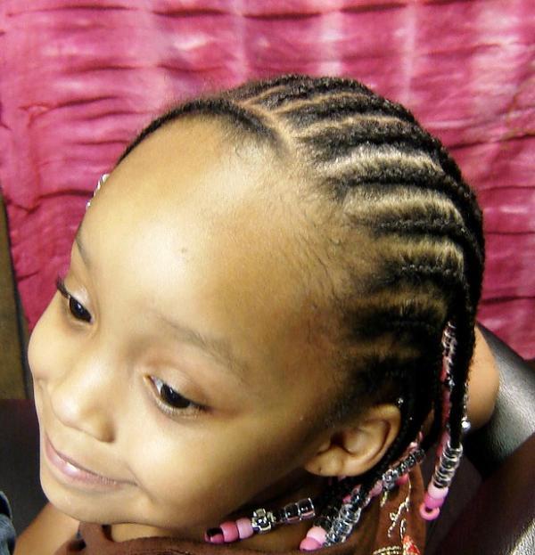 Kids hairstyles braids