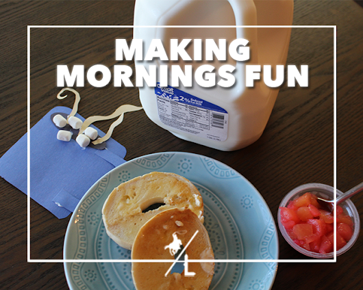 A Cowboy's Life: Making Breakfast Fun