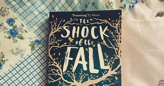 book review the shock of the There are books which, because of the sheer skill with which every word is chosen, linger in your mind for days the shock of the fall is all of these books it is a brave and groundbreaking novel from one of the most exciting new voices in fiction reviews.