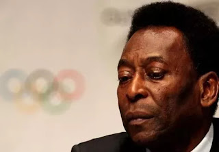 Sport: Pele! Brazil legend's spokesperson gives update on health