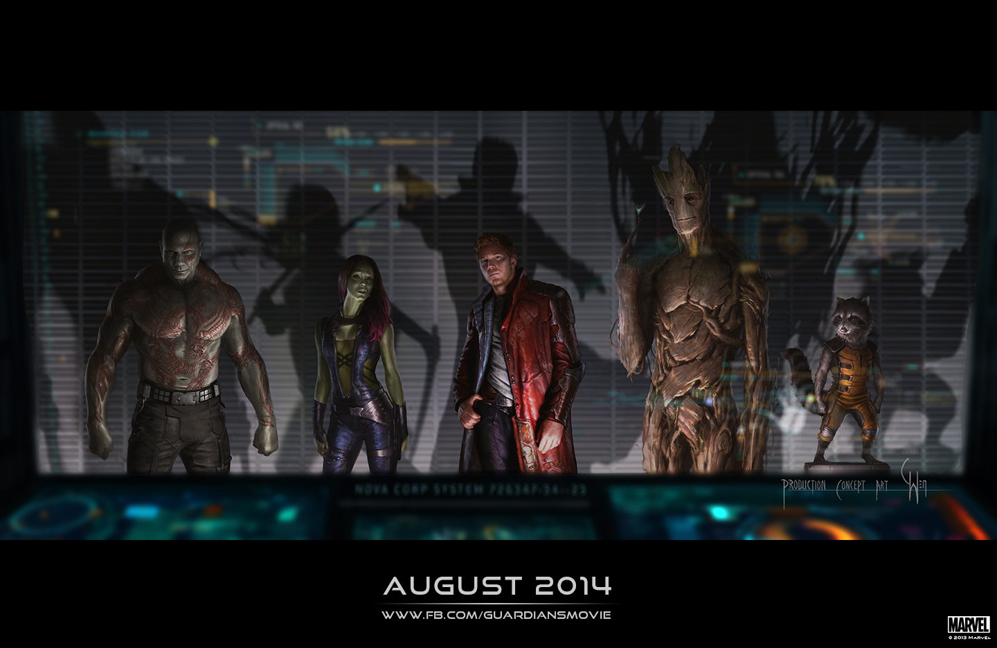 trailer guardians of the galaxy