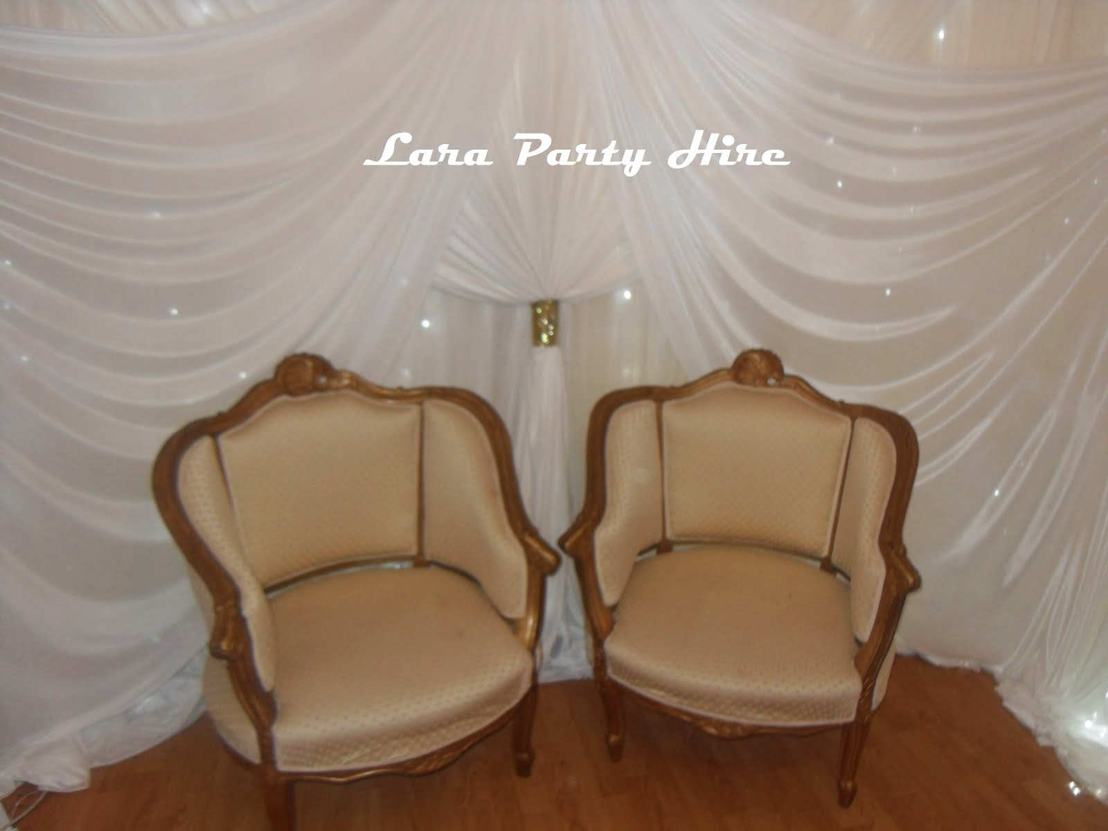 Wedding Chairs €50 each