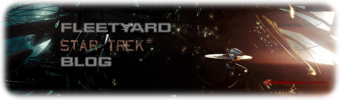 FLEETYARD STAR TREK modeling blog