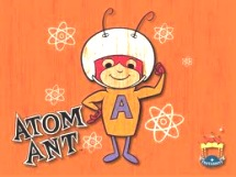 Hormiga Atomica Con Lentes