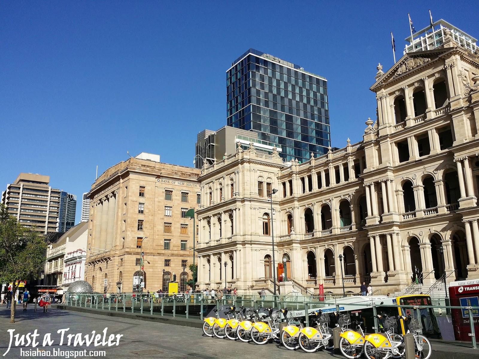 布里斯本-景點-推薦-皇后街-女王街-賭場-Casino-旅遊-自由行-澳洲-Brisbane-Queen-Street-Travel-Tourist-Attraction-Australia