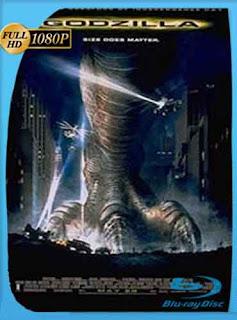 Godzilla 1998 HD [1080p] Latino [Mega] dizonHD