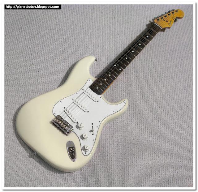 Squier Japan Strat 1985