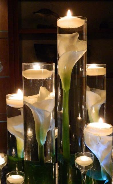 Artificial Wedding Flowers Centerpiece