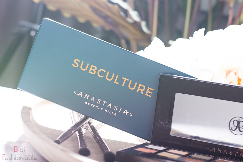 Anastasia Beverly Hills Subculture Titelbild