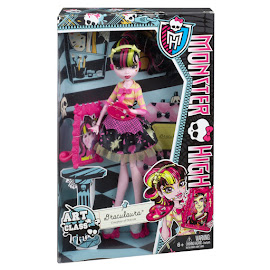 MH Art Class Draculaura Doll