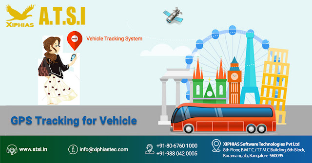 Real Time School Bus Tracking with GPS devices through ATSI App!