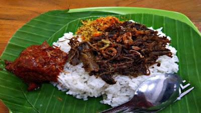 Gambar Nasi Krawu Banyuwangi
