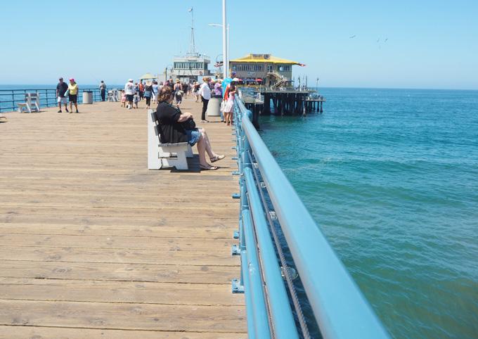 TravelGuidetoLA Santa Monica Pier