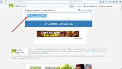 download aplikasi Android di Google play store dari PC komputer Cara Download Aplikasi Android Dari PC Komputer