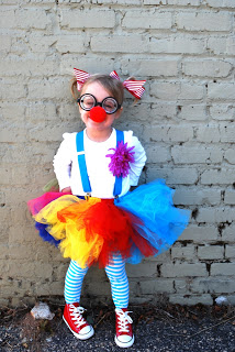 HALLOWEEN-COSTUME-DISFRACES-KIDS-NIÑOS-DIY-MAMAYNENE-PAYASITA-CLOWN