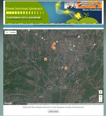 program mapping puskesmas
