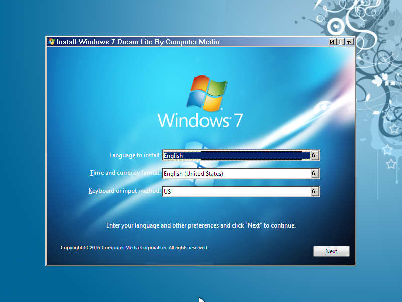 Windows 7 lite edition download