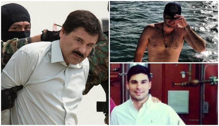 El Chapo Guzmán: Su hijo encabeza a narcojuniors