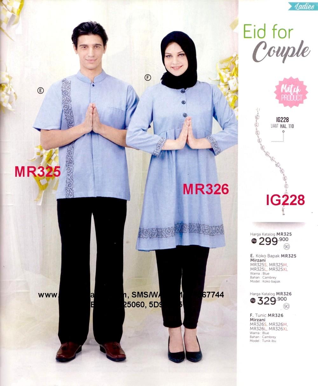 Baju Muslim Couple Ayah Ibu Dan Anak Baju Muslim