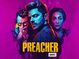 Preacher, Amazon Prime